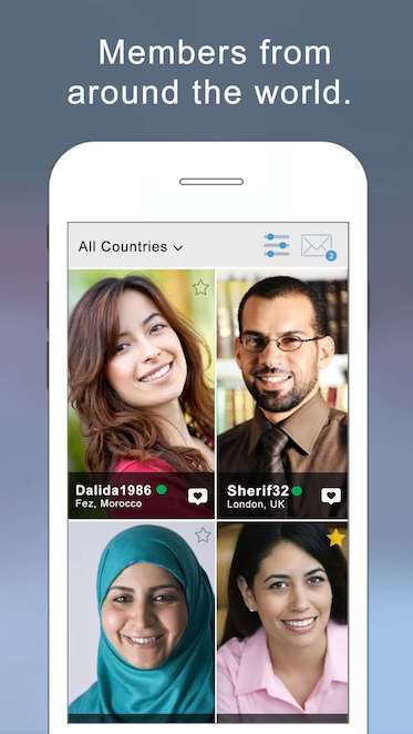 arabisk dating app